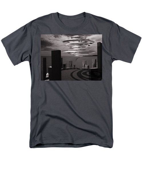 Men's T-Shirt  (Regular Fit) featuring the photograph They're Back.... by Keith Elliott