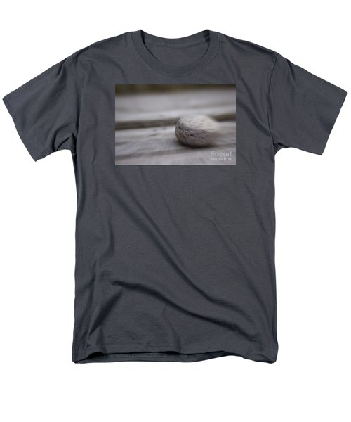 Simplicity In Grey Men's T-Shirt  (Regular Fit) by Jill Smith