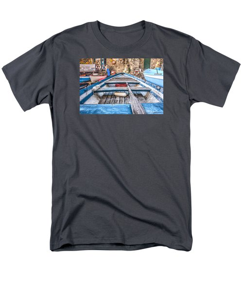 Men's T-Shirt  (Regular Fit) featuring the photograph This Old Boat by Brent Durken