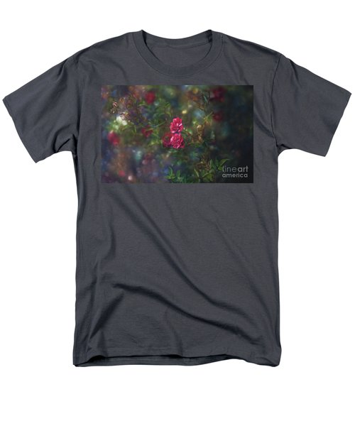 Thorns And Roses II Men's T-Shirt  (Regular Fit) by Agnieszka Mlicka