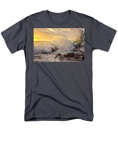 Thor's Wave Men's T-Shirt  (Regular Fit) by Billie-Jo Miller