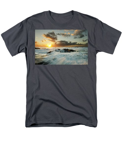 Thors Well Cape Perpetua 1 Men's T-Shirt  (Regular Fit) by Bob Christopher