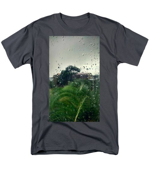Men's T-Shirt  (Regular Fit) featuring the photograph Through The Looking Glass by Persephone Artworks