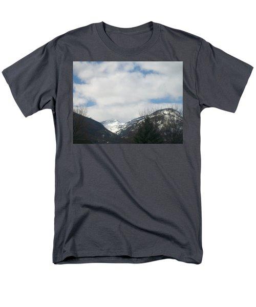 Through The Pass Men's T-Shirt  (Regular Fit) by Jewel Hengen