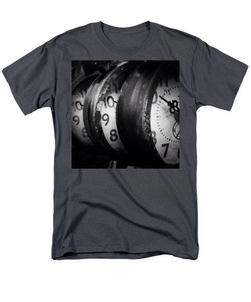 Time Multiplies Men's T-Shirt  (Regular Fit)