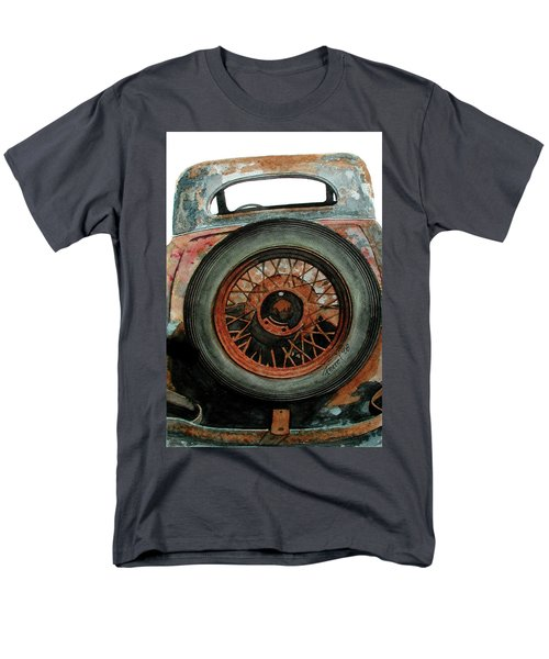 Tired Men's T-Shirt  (Regular Fit) by Ferrel Cordle