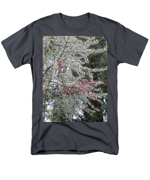 Men's T-Shirt  (Regular Fit) featuring the photograph Togetherness by Marie Neder