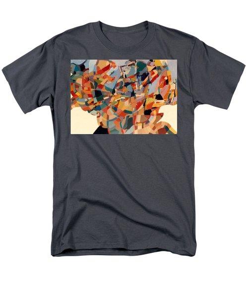 Tornado Men's T-Shirt  (Regular Fit) by Bernard Goodman