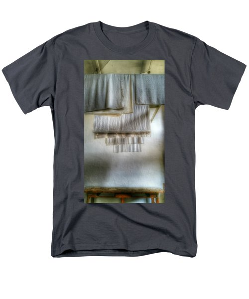 Towels And Sheets Men's T-Shirt  (Regular Fit) by Isabella F Abbie Shores FRSA