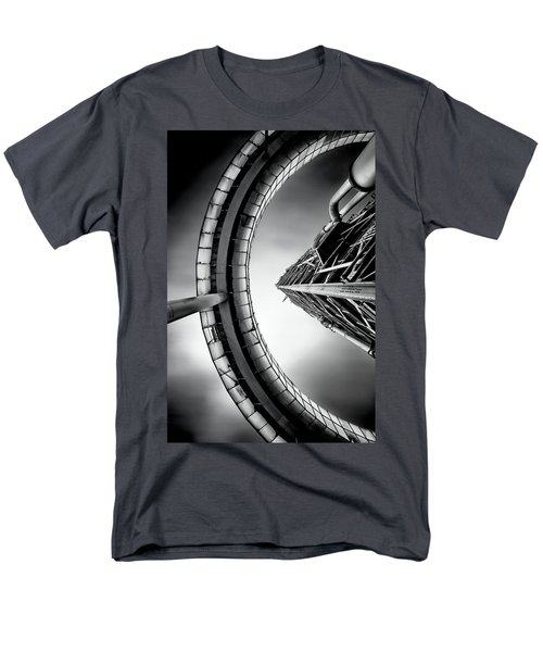 Men's T-Shirt  (Regular Fit) featuring the photograph Tower by Jorge Maia