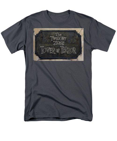 Tower Of Terror Men's T-Shirt  (Regular Fit) by David Nicholls