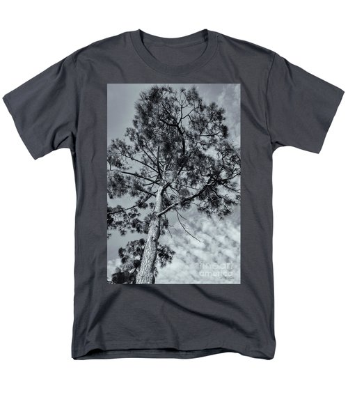 Men's T-Shirt  (Regular Fit) featuring the photograph Towering by Linda Lees