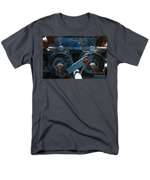 Tractor Engine IIi Men's T-Shirt  (Regular Fit) by Stephen Mitchell