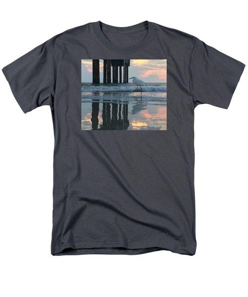 Tranquil Reflections Men's T-Shirt  (Regular Fit) by LeeAnn Kendall