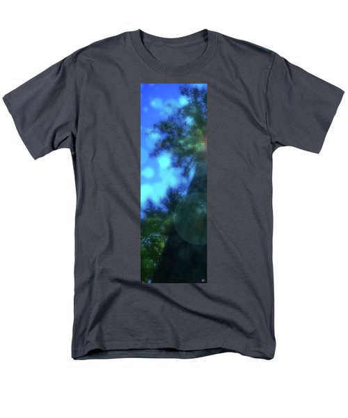 Trees Left Men's T-Shirt  (Regular Fit)