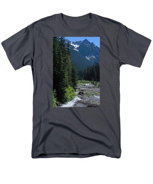 Trickling Men's T-Shirt  (Regular Fit) by John Rossman
