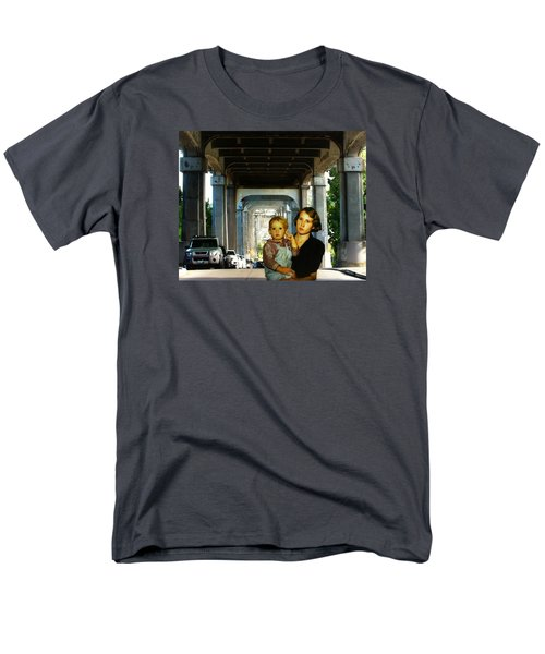 Men's T-Shirt  (Regular Fit) featuring the photograph Troll Seekers by Timothy Bulone