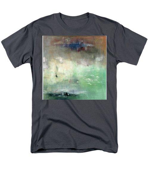 Tropic Waters Men's T-Shirt  (Regular Fit) by Michal Mitak Mahgerefteh