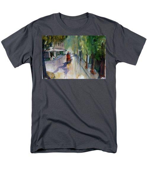Tudo Street, Saigon 9 Men's T-Shirt  (Regular Fit) by Tom Simmons