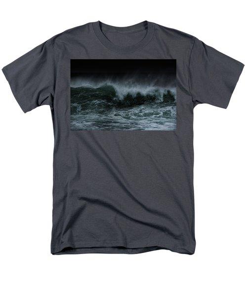 Turbulence Men's T-Shirt  (Regular Fit) by Edgar Laureano