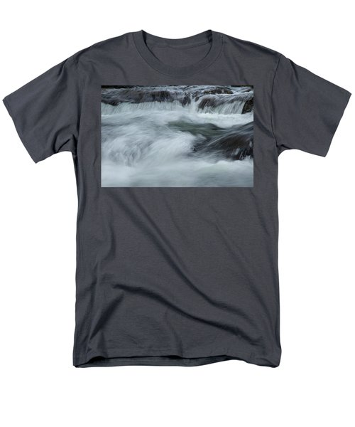 Men's T-Shirt  (Regular Fit) featuring the photograph Turbulence  by Mike Eingle