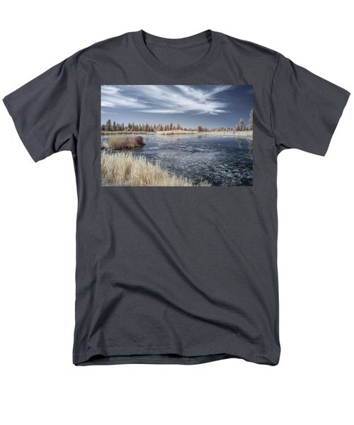 Turnbull Waters Men's T-Shirt  (Regular Fit) by Jon Glaser