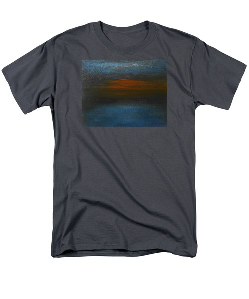 Men's T-Shirt  (Regular Fit) featuring the painting Twilight by Jane See