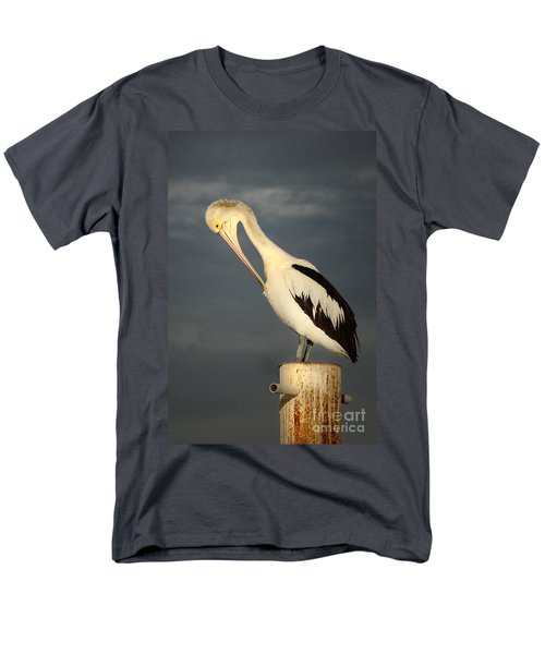 Men's T-Shirt  (Regular Fit) featuring the photograph Twilight by Marion Cullen