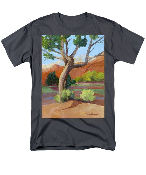 Twisted Men's T-Shirt  (Regular Fit) by Susan Woodward