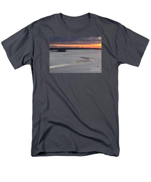 Undercurrents Casco Bay Men's T-Shirt  (Regular Fit)