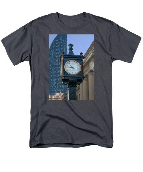 Union Station - Toronto Men's T-Shirt  (Regular Fit) by John Black