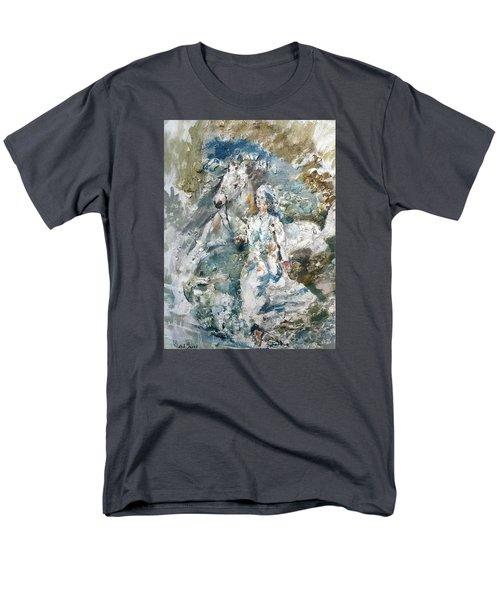Dreams Men's T-Shirt  (Regular Fit) by Khalid Saeed