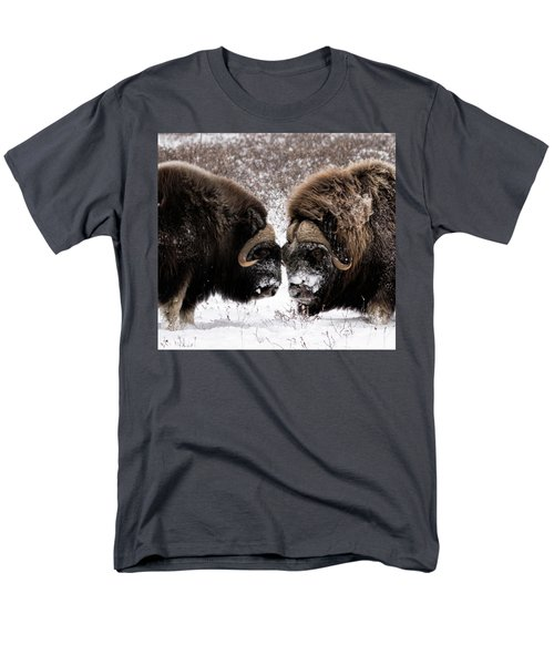 Up Close And Personal Men's T-Shirt  (Regular Fit)
