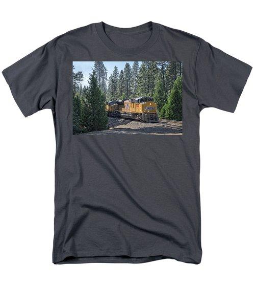 Up8968 Men's T-Shirt  (Regular Fit) by Jim Thompson