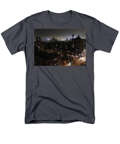 Upper West Side Men's T-Shirt  (Regular Fit) by JoAnn Lense