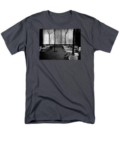 Urban Waterfall Men's T-Shirt  (Regular Fit)