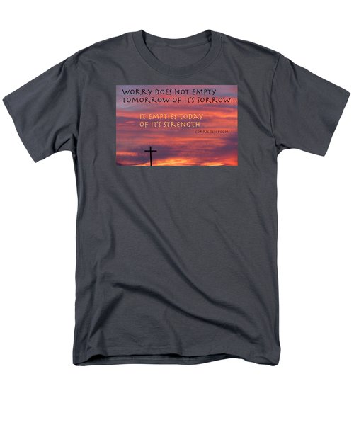 Useless Emotions Men's T-Shirt  (Regular Fit) by David Norman