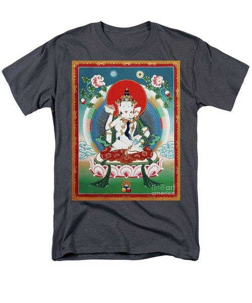 Vajrasattva Yuganadha  Men's T-Shirt  (Regular Fit) by Sergey Noskov