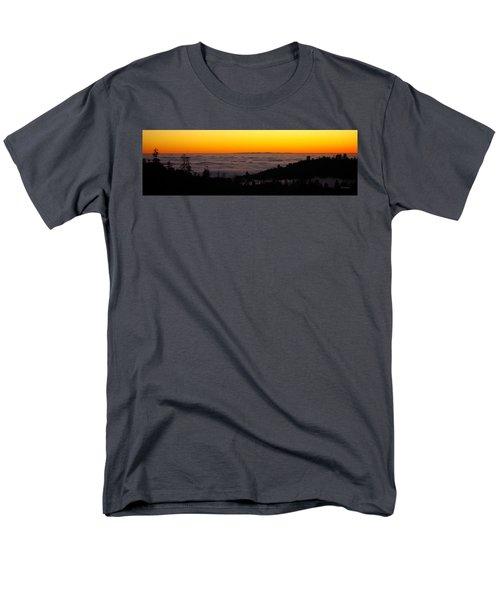 Valley Fog Twilight Men's T-Shirt  (Regular Fit)