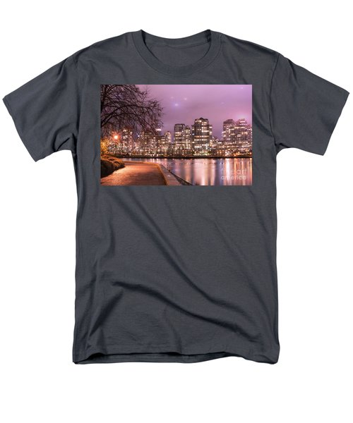Men's T-Shirt  (Regular Fit) featuring the photograph Vancouver, Canada by Juli Scalzi