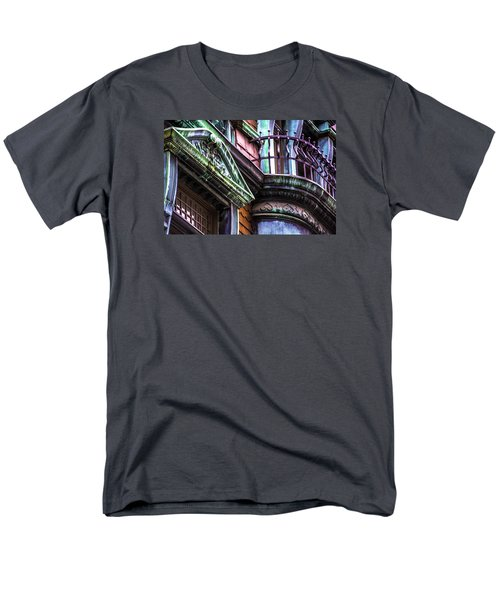 Victorian On Rush V2 Men's T-Shirt  (Regular Fit) by Raymond Kunst