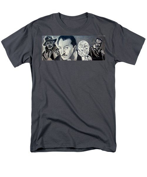 Vincent Price Men's T-Shirt  (Regular Fit) by Paul Weerasekera