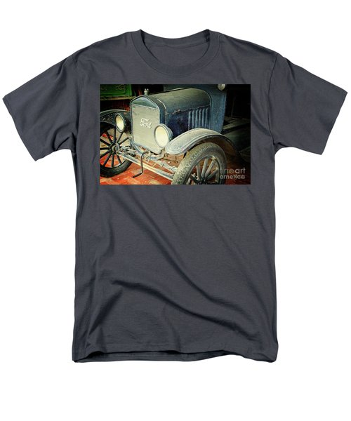 Vintage Ford Men's T-Shirt  (Regular Fit) by Inspirational Photo Creations Audrey Woods