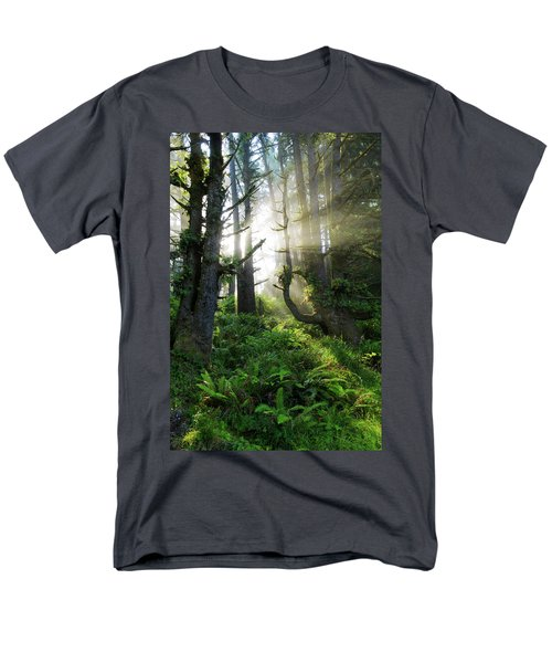 Men's T-Shirt  (Regular Fit) featuring the photograph Vision by Chad Dutson