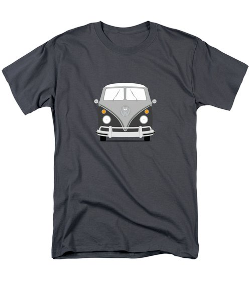 Vw Bus Grey Men's T-Shirt  (Regular Fit)