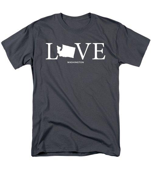Wa Love Men's T-Shirt  (Regular Fit) by Nancy Ingersoll