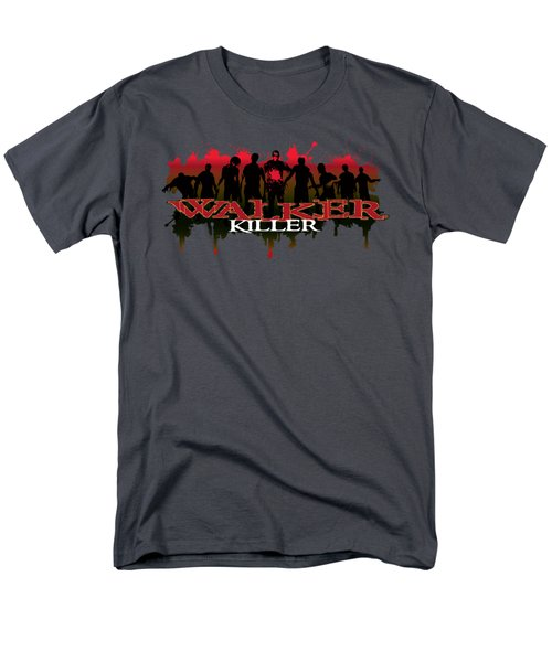 Walker Killer Men's T-Shirt  (Regular Fit) by Rob Corsetti