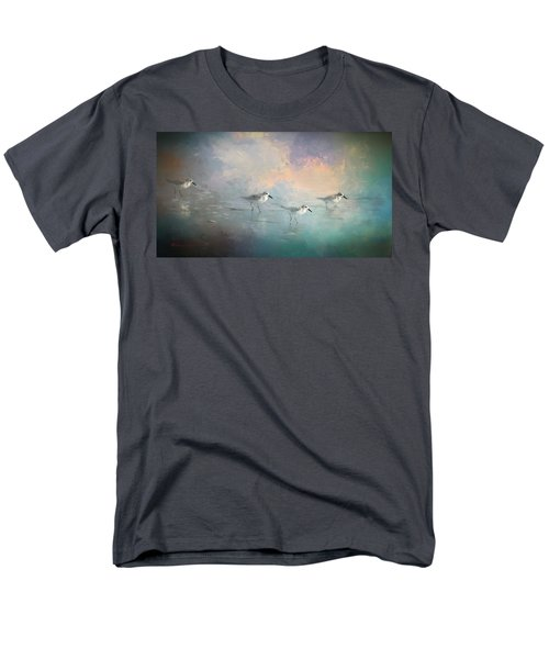 Walking Into The Sunset Men's T-Shirt  (Regular Fit) by Marvin Spates