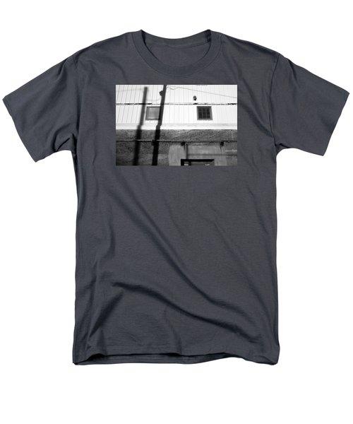 Wall Widows  Shadow 2 Men's T-Shirt  (Regular Fit) by Catherine Lau