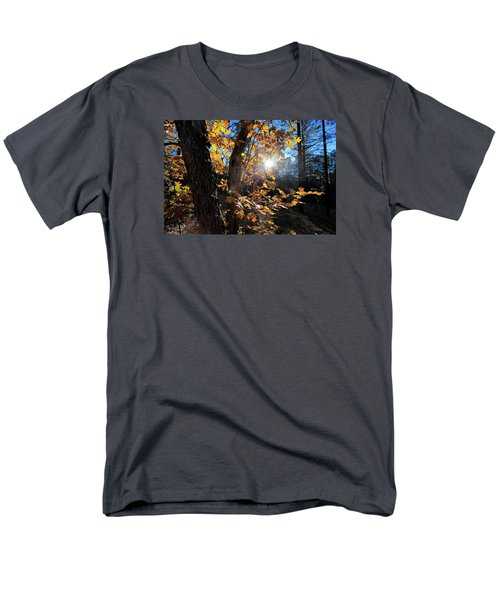 Waning Autumn Men's T-Shirt  (Regular Fit) by Gary Kaylor